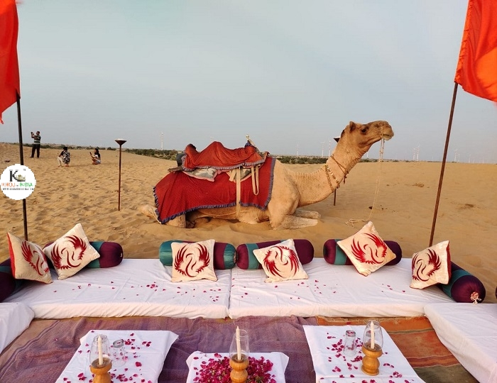 Best Desert Camp & safari Packages | Sam Sand Dunes Desert Safari Jaisalmer