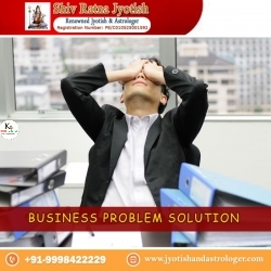 BUSINESS PROBLEM JYOTISH