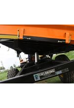Fieldking 3 Way Tipping Trailer