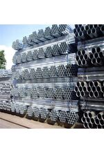 ASTM A36 Round Welded ERW Steel Pipes