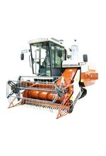 Multi Crop Harvester With AC Cabin