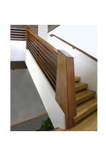 ACME Industries Wooden Staircase Railings