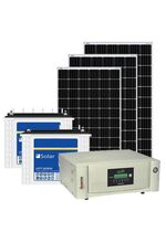 Loom Solar 1 kw off grid solar system for homes, with 8-10 Hours Backup