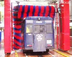 Bus and Truck Wash Equipment