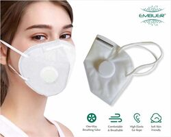N95 FFP2 Face Mask For Protection With Particulate Respirator