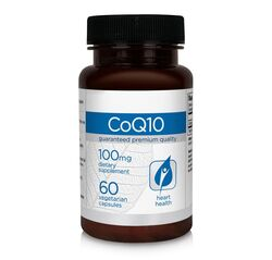 Dev Lifesciences: Herbal COQ 10 Capsules