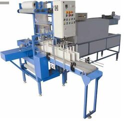 Carton Shrink Wrapping Machine