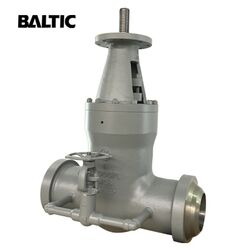 Pressure Seal Bonnet Gate Valve with Bypass ASTM A216 WCB